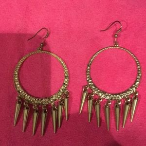 Jewelry - Grunge Earrings